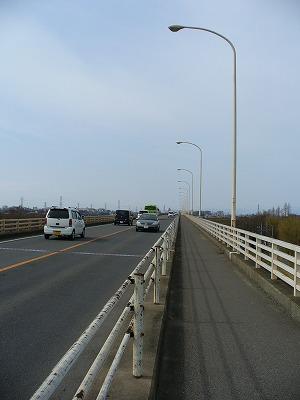 秋ヶ瀬橋行き止まらない