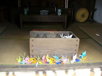 御嶽神社の中